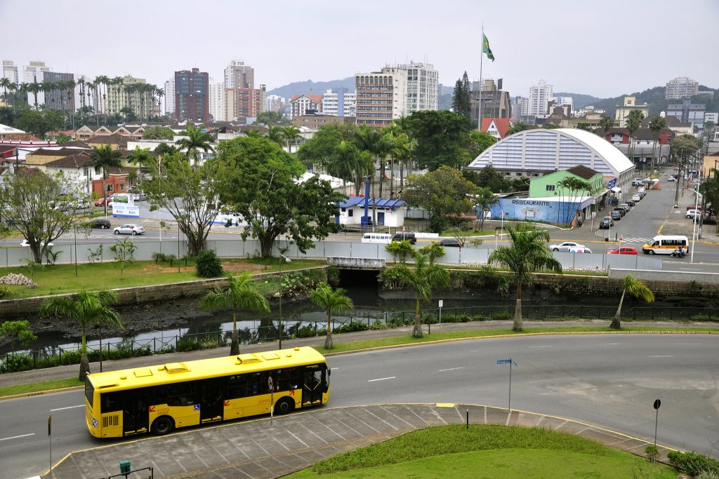 <p>Joinville</p>